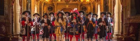ROSEA - ALLEANZA ROSEA & Gruppo Storico Militare Carlo Emanuele II ed il Reggimento delle Guardie della Venaria Reale - ROSALBA SELLA & ISABELLA GATTI - ROSALBA SELLA