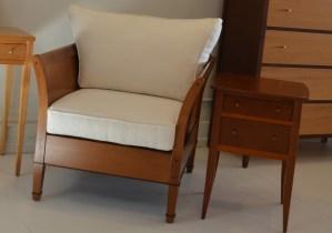 Kauri sofa chair NZ R & H
