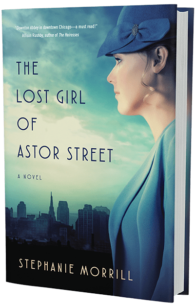 The Lost Girl of Astor Street Hunt: Clue #25
