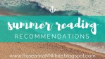 Summer Reading Recommendations + Giveaway!