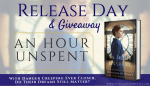 An Hour Unspent is HERE! Giveaways & More!