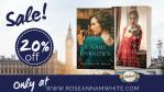 Book Sale! Shadows Over England