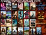 Christian Fiction Scavenger Hunt - Stop #7