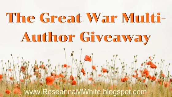 The Great War Multi-Author Giveaway