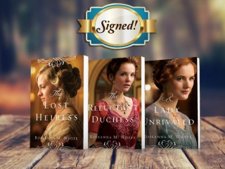 https://www.roseannamwhite.com/product/complete-ladies-of-the-manor-series-signed