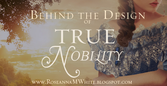 Book Cover Design – True Nobility by Lori Bates Wright