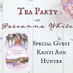 Last Chance to Order! Tea Party with Kristi Ann Hunter