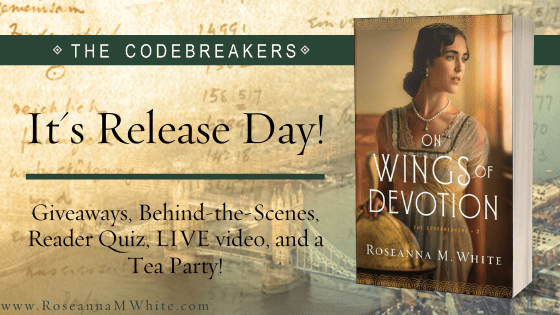 It's Release Day for On Wings of Devotion!!!