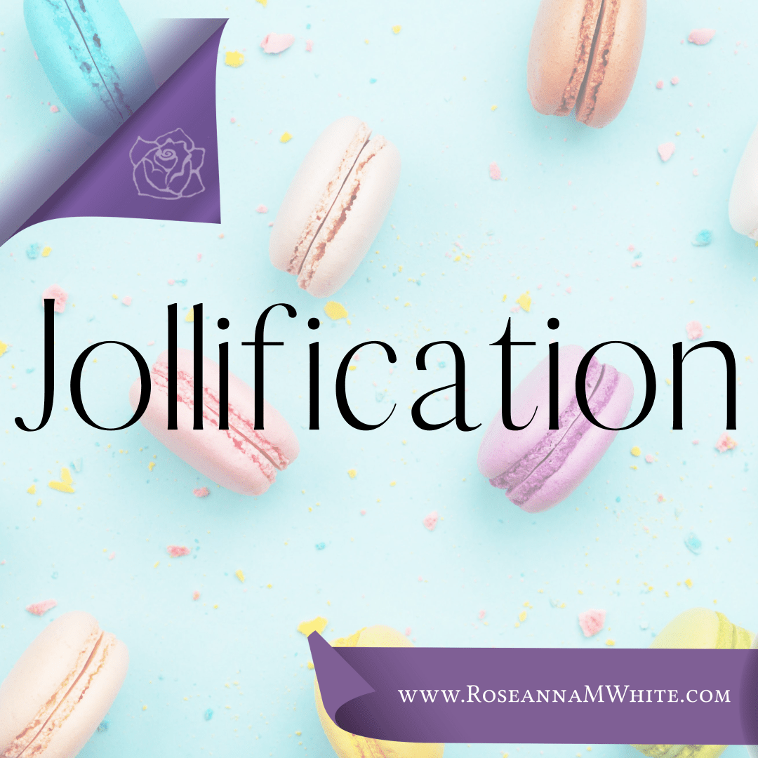 Word of the Week – Jollification