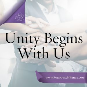 Unity Begins with Us