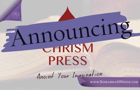 Announcing Chrism Press!