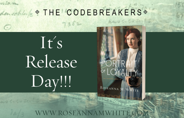 It's Release Day!!!