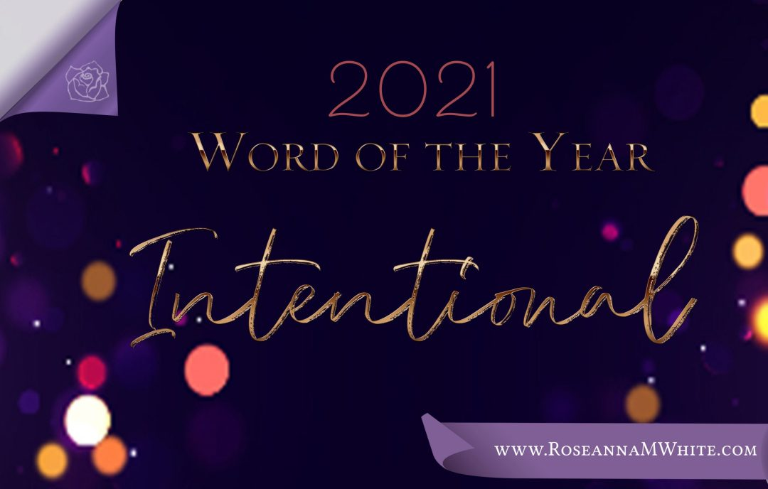 Word of the Year – Intentional