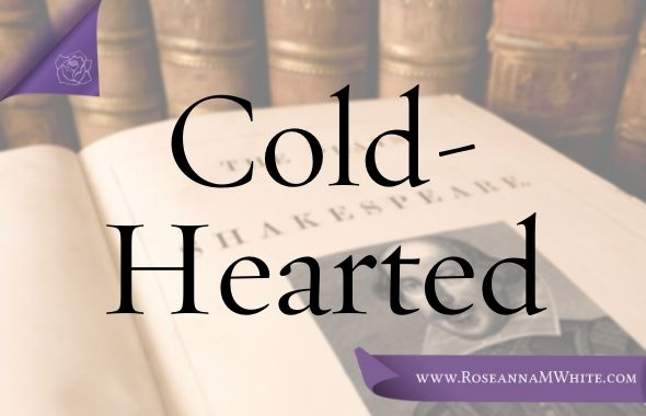 Word of the Week – Cold-hearted