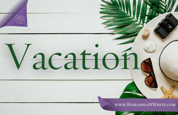 Word of the Week – Vacation