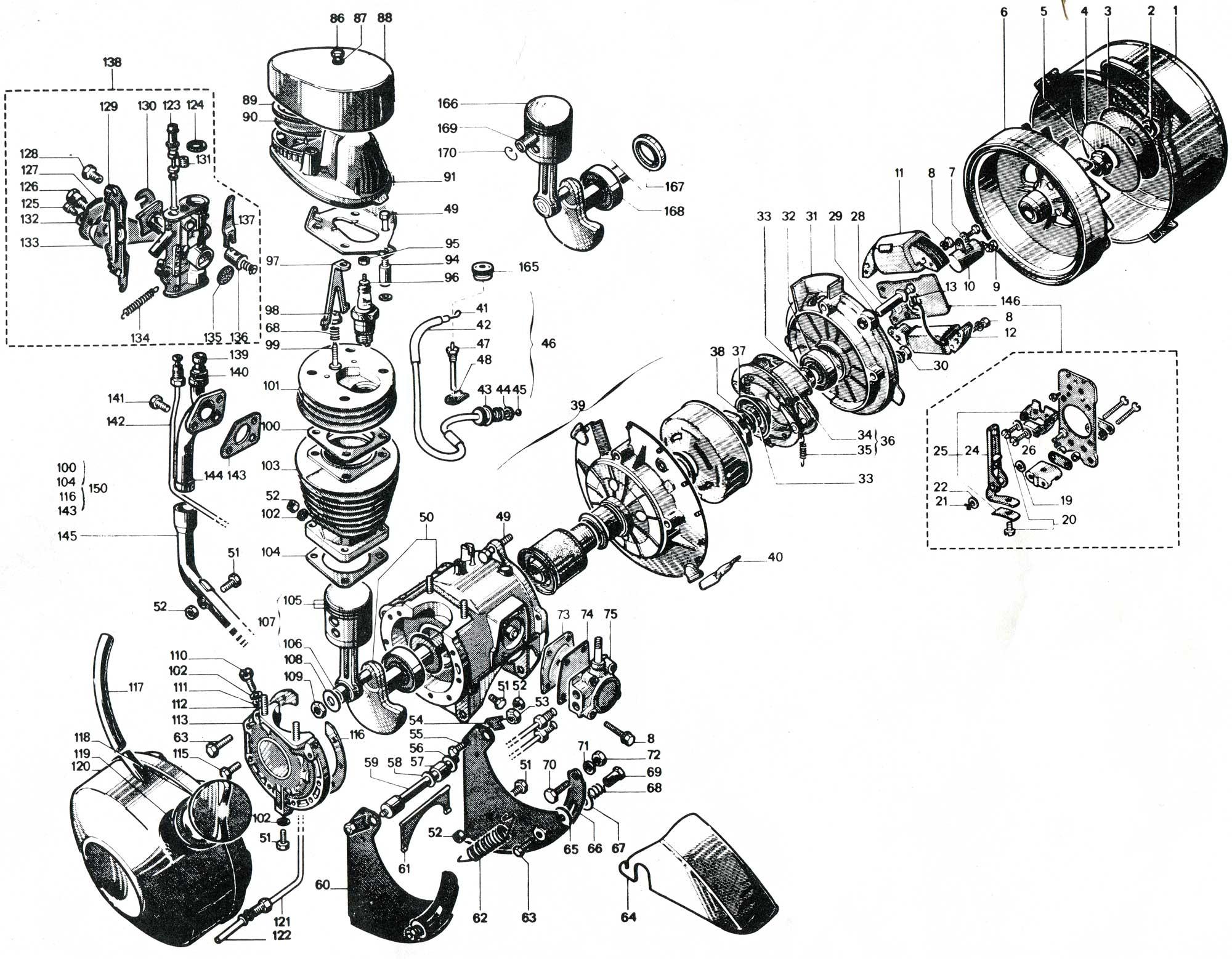 Vw Type 3 Carburetor Diagram