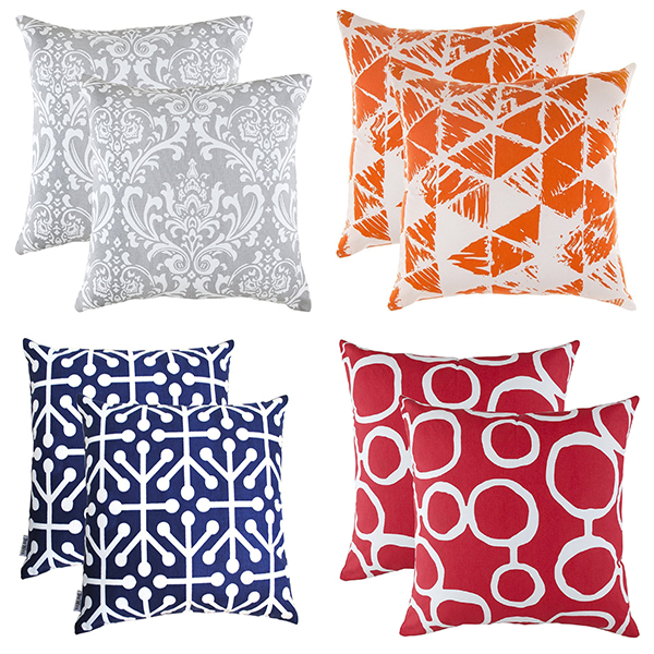 TreeWool pillow covers, available on Amazon for less than $20 per pair. | http://www.roseclearfield.com