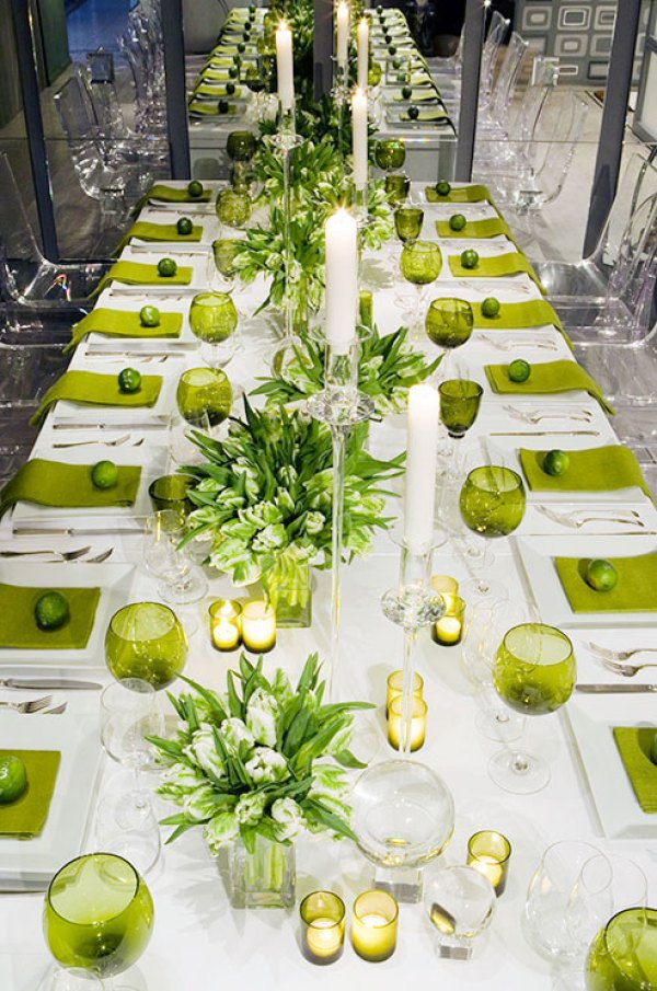 2017 Pantone Color of the Year Greenery Inspiration | https://www.roseclearfield.com