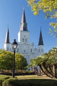 St. Louis Cathedral, New Orleans October 2016 | http://www.roseclearfield.com