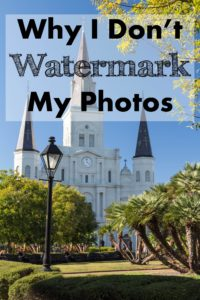 Why I Don't Watermark My Photos   https://www.roseclearfield.com