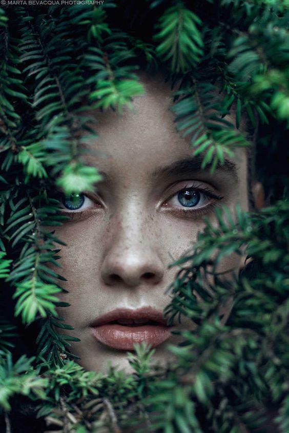 Marta Bevacqua Ethereal Feminine Beauty | http://www.roseclearfield.com