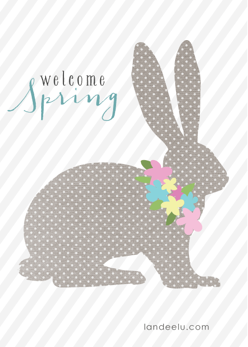 Free Spring Printables - Landee See Landee Do | http://www.roseclearfield.com
