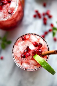 Non-Alcoholic Drinks for Thanksgiving | http://www.roseclearfield.com