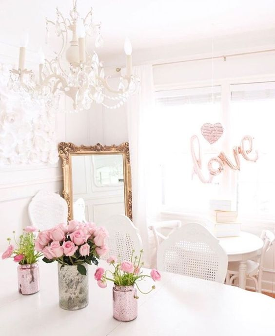 Millennial Pink Inspiration via J'adore Lexie Couture | https://www.roseclearfield.com