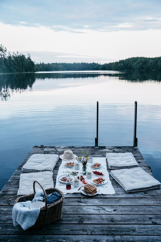 Summer Inspiration - Simple Summer Pleasures via Our Food Stories | http://www.roseclearfield.com