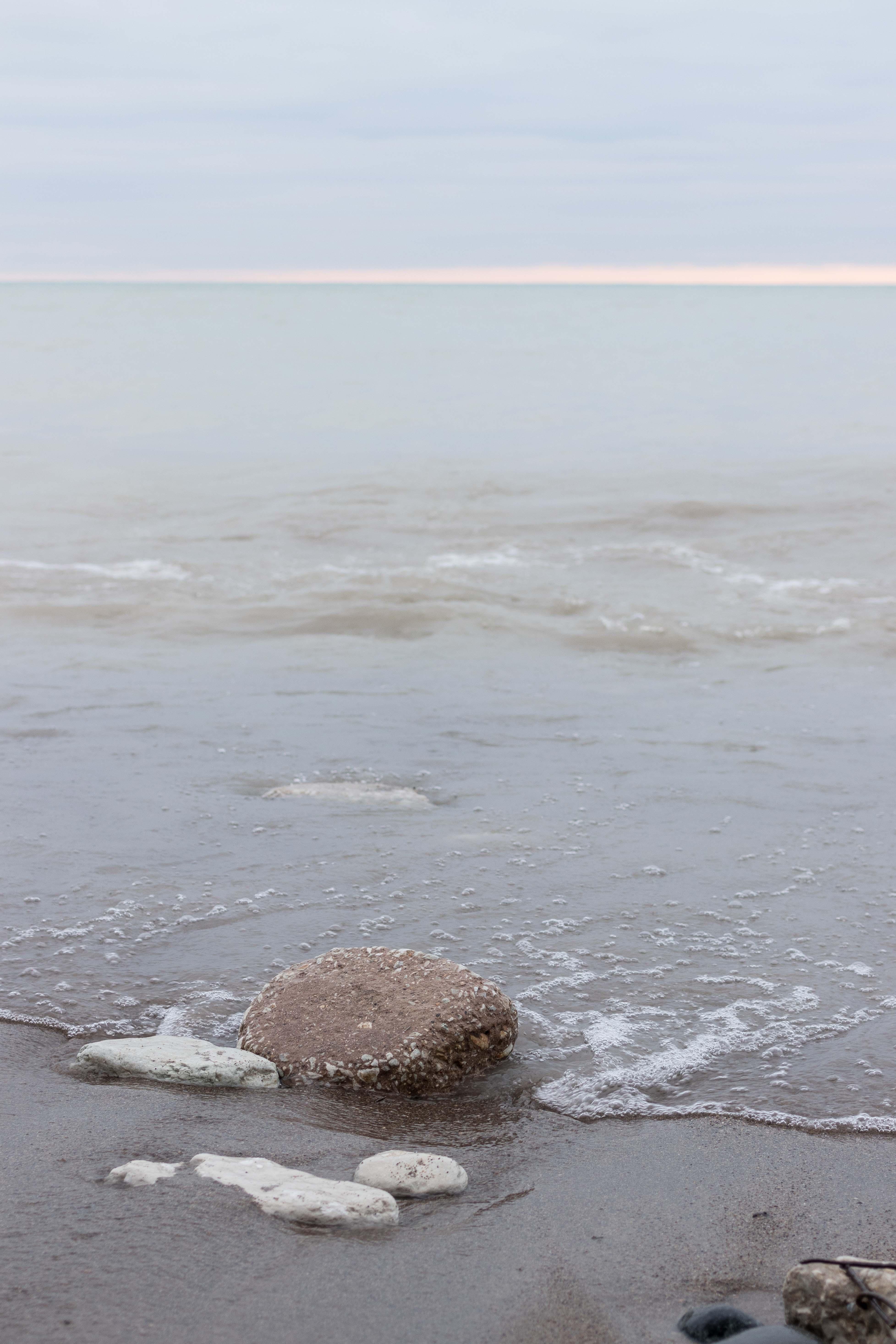 Winter Lake Views January 2018 | https://www.roseclearfield.com