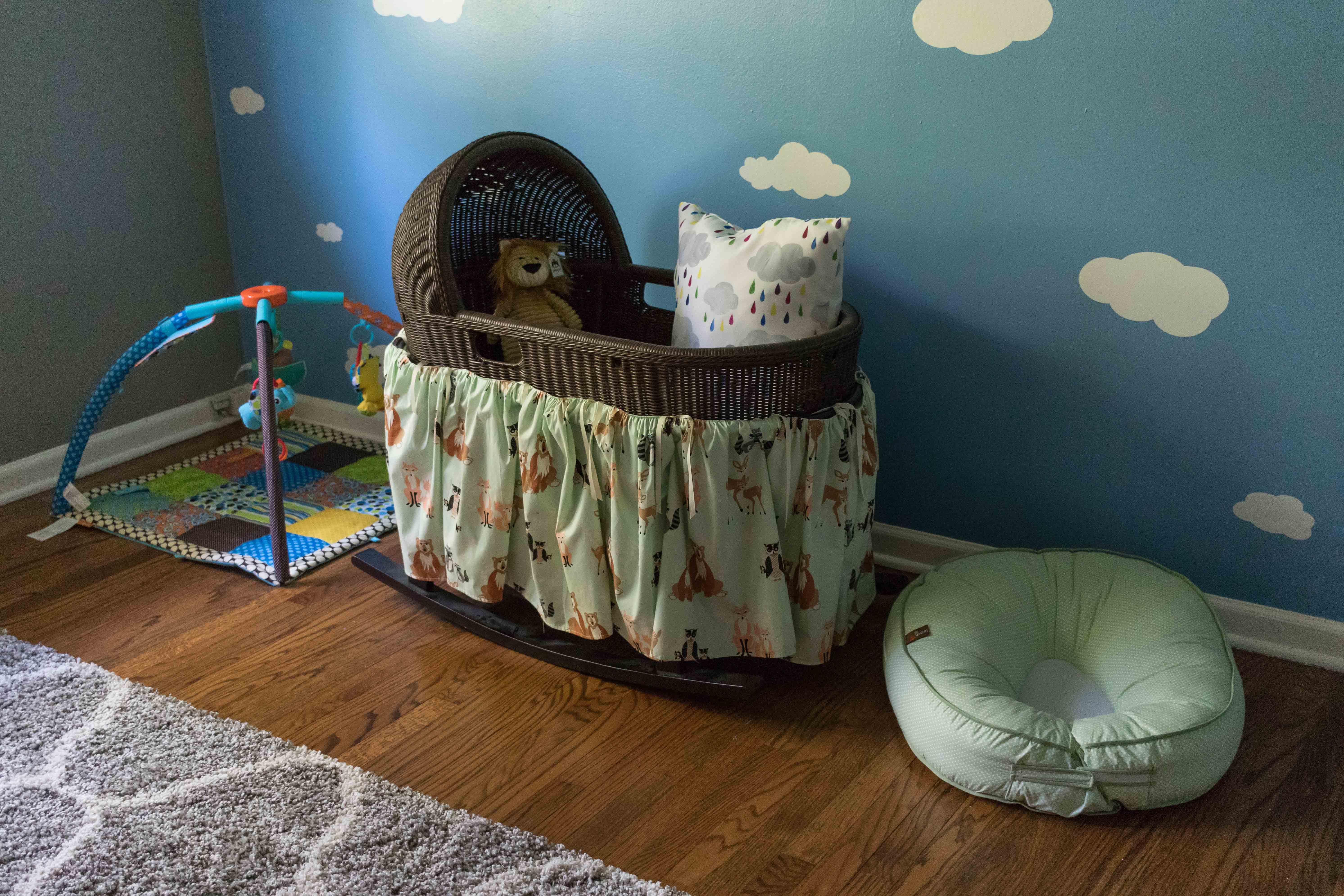 Nursery #2 June 2018 | https://www.roseclearfield.com