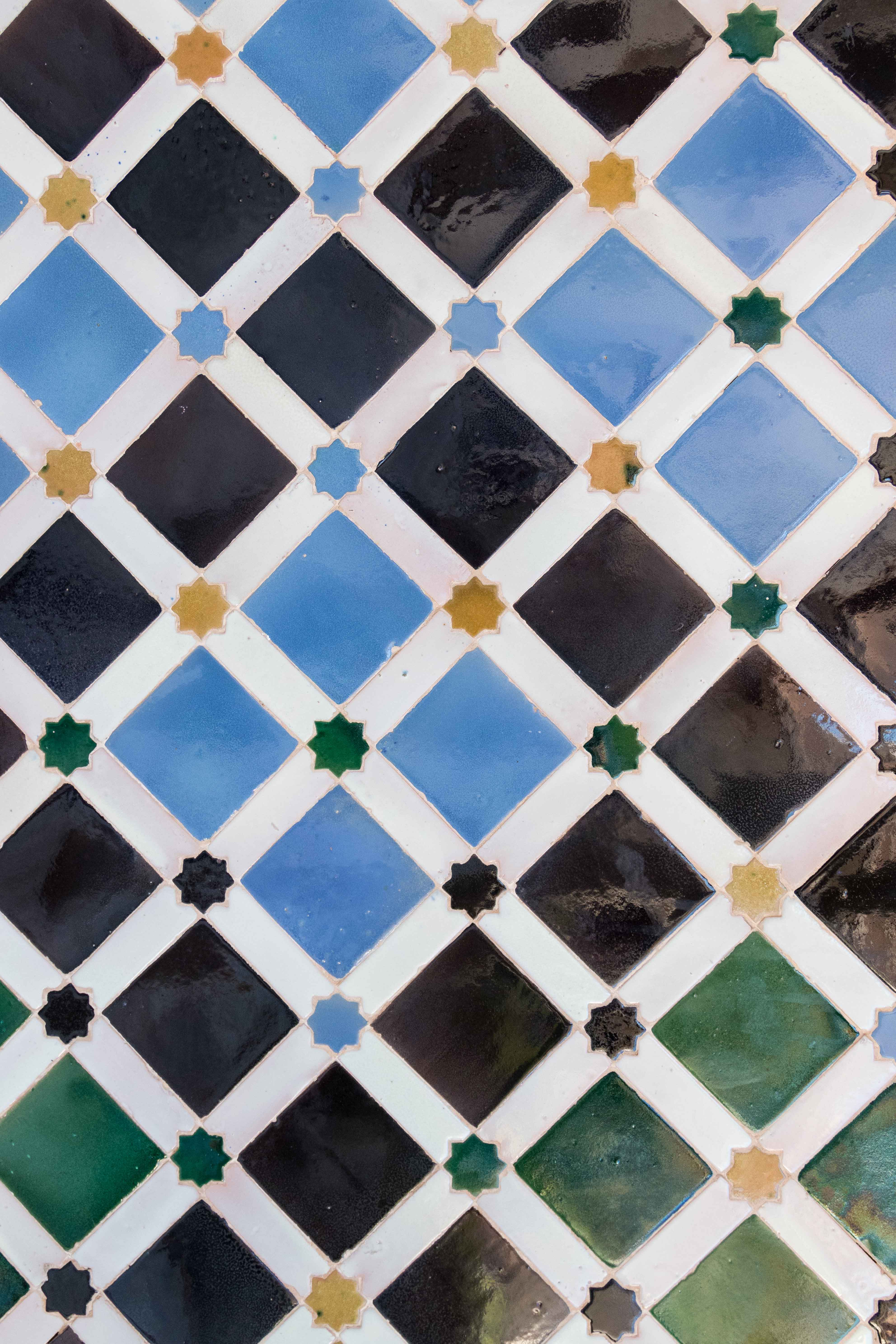 Mediterranean Cruise: Alhambra Palace, Granada, Spain   https://www.roseclearfield.com