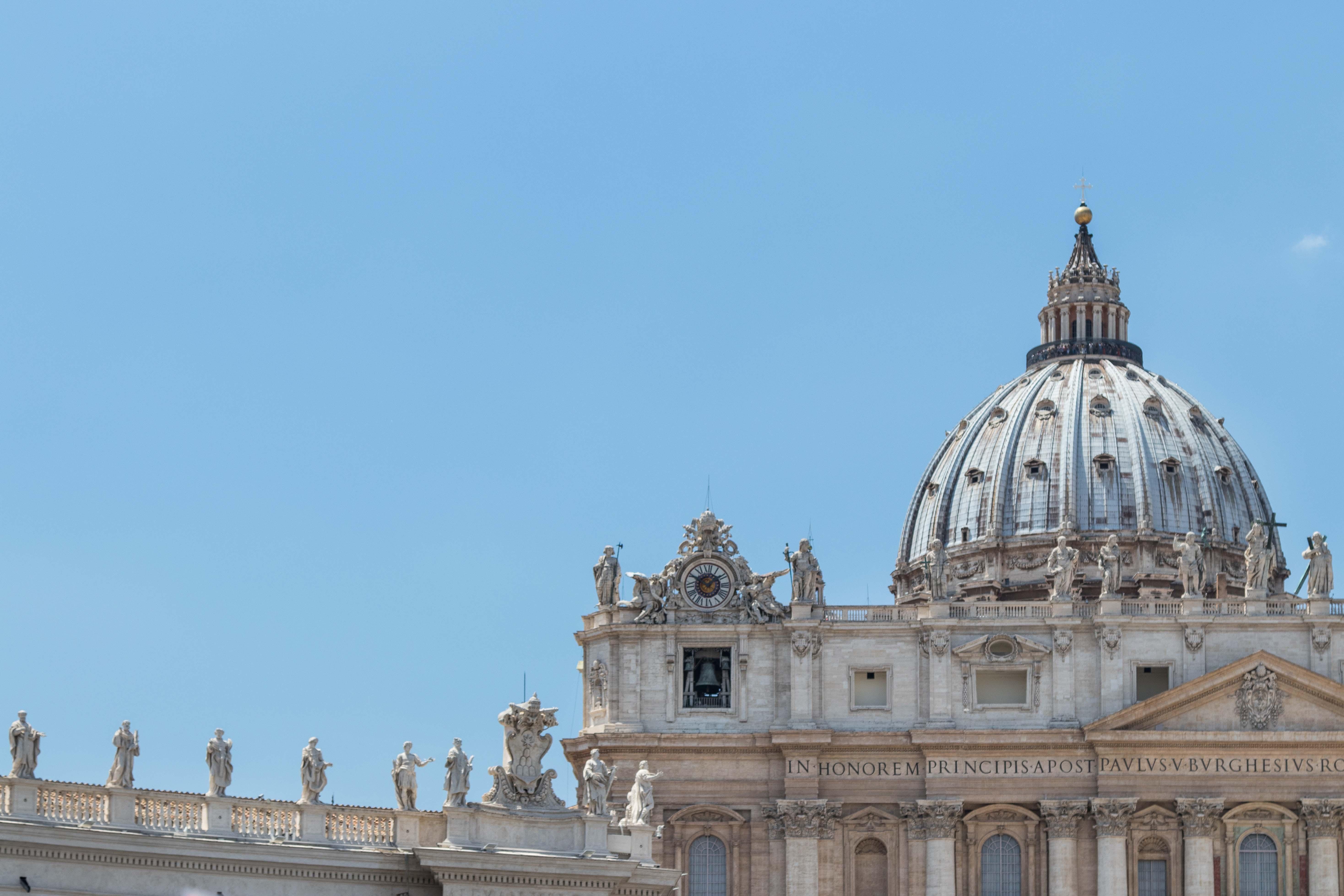 Vatican City | https://www.roseclearfield.com