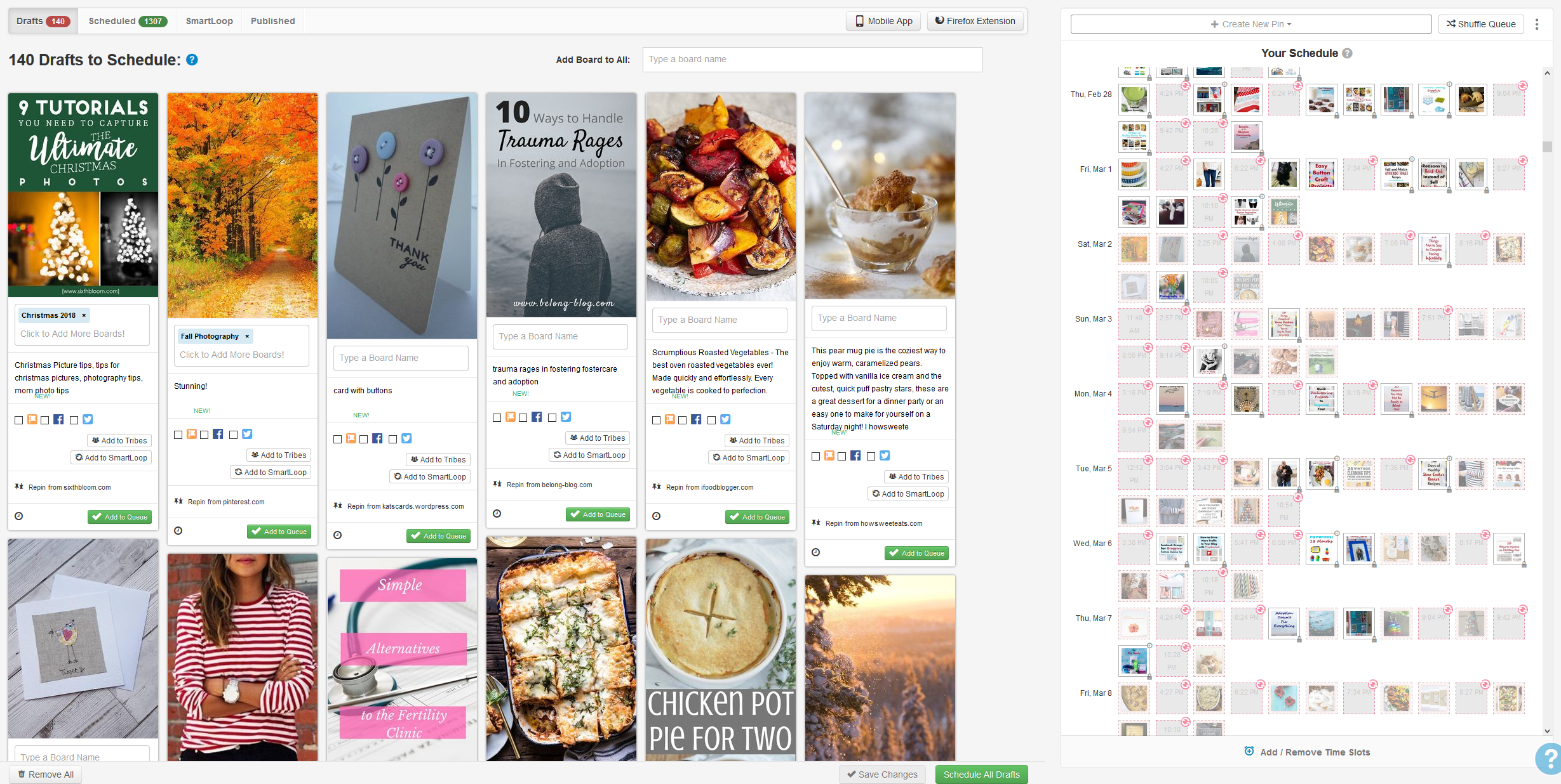 How to Increase Your Reach and Visibility on Pinterest - Tailwind Scheduling | https://www.roseclearfield.com