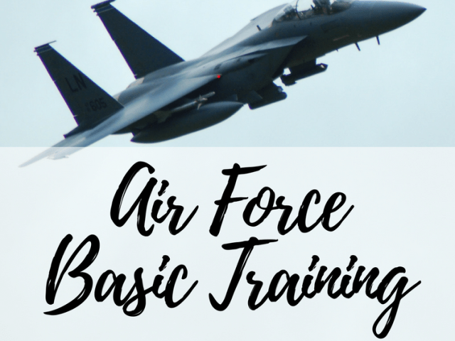 Air Force Basic Military Training - A look at Week 6 | Rose Colored Water #military #basictraining #airforce