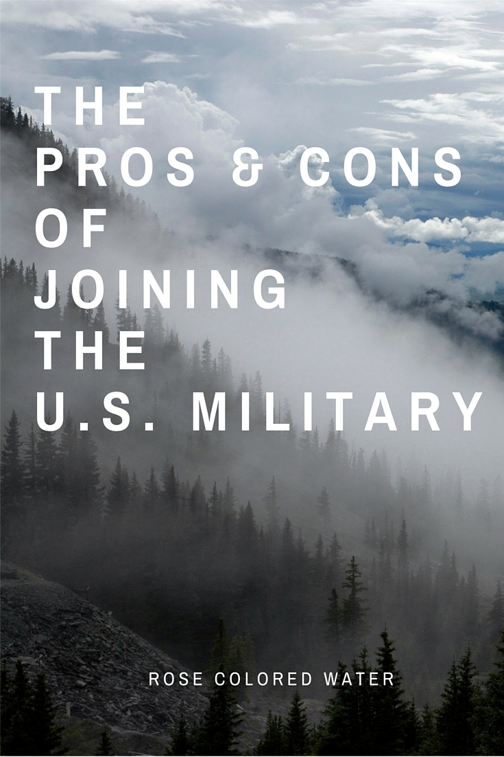 The Pros and Cons of Joining the Military