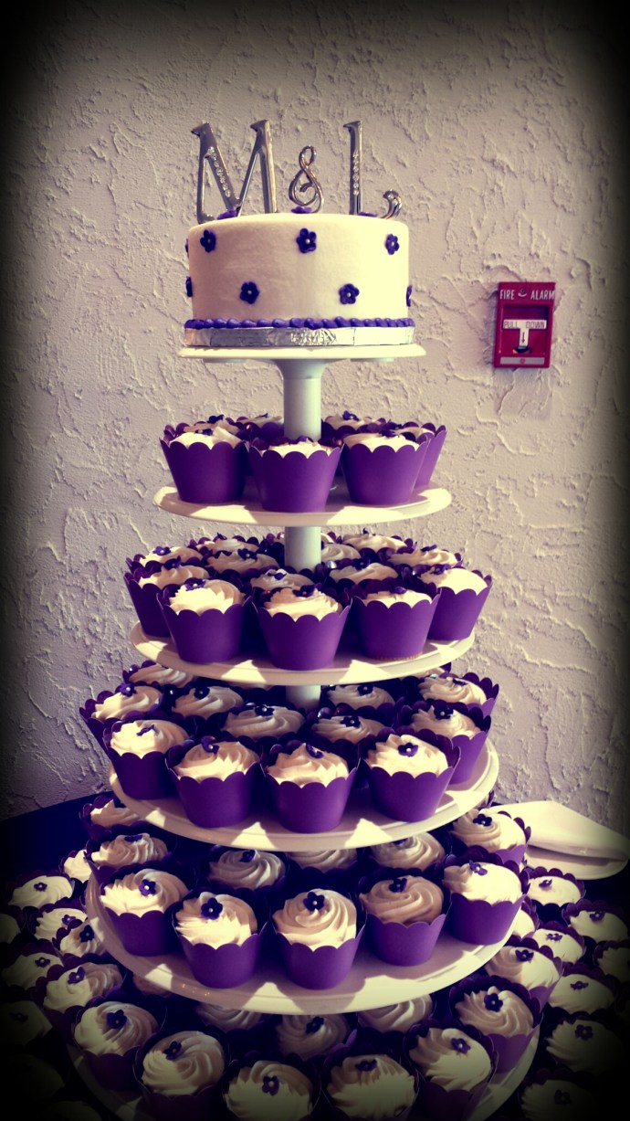 Wedding Cupcakes are Cheaper | Rose Colored Water
