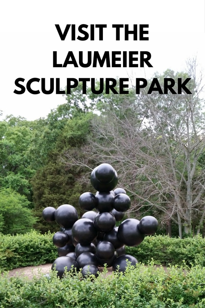 Visit Laumeier Sculpture Park | Rose Colored Water