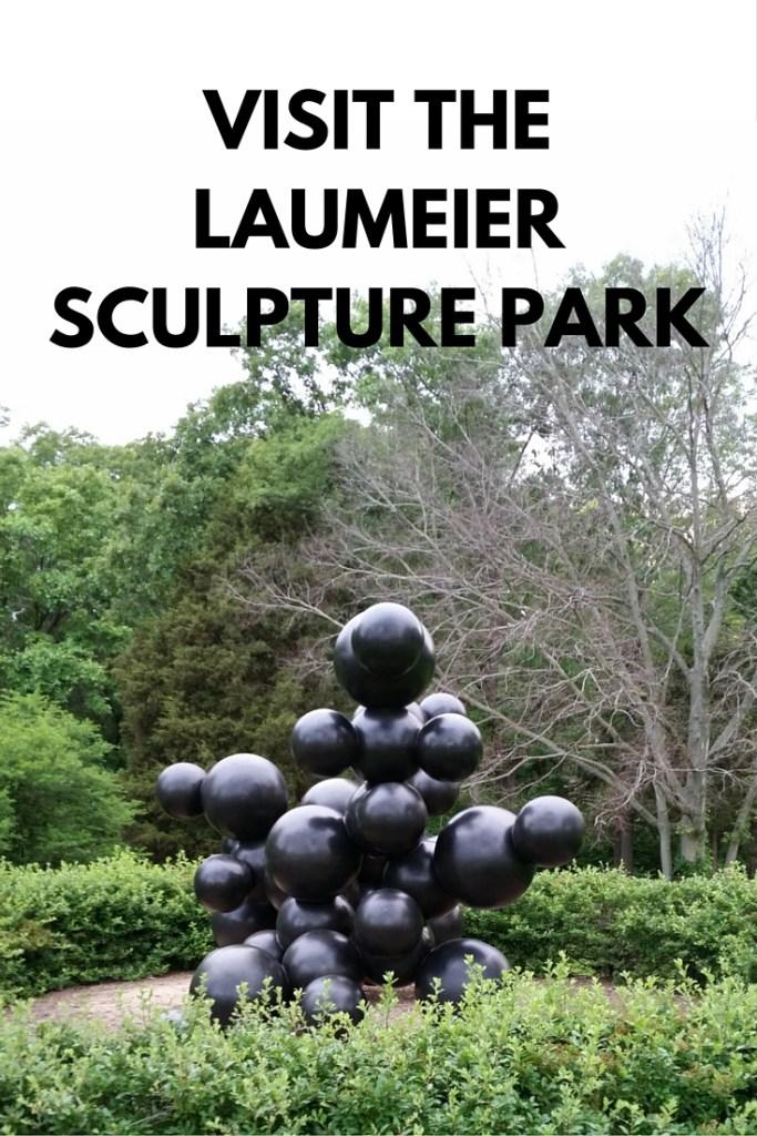 Visit Laumeier Sculpture Park | Rose Colored Water