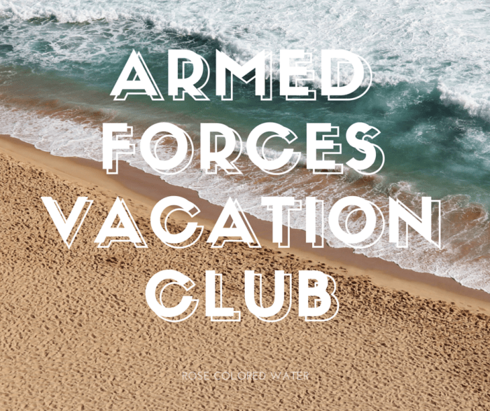 Armed Forces Vacay Club