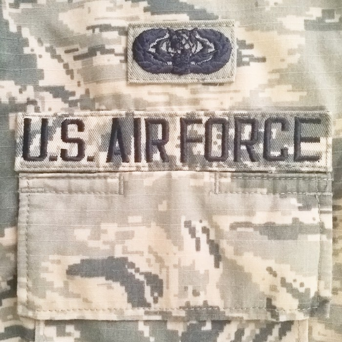 Air Force Cyberspace Support patch