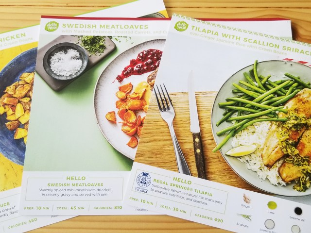 How HelloFresh Helps Me Eat Better & Keep my Budget in Check