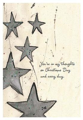 Cards Xmas Star
