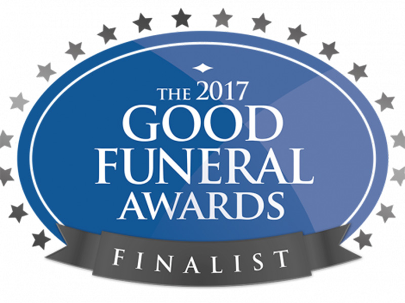 Good Funeral Awards Finalist
