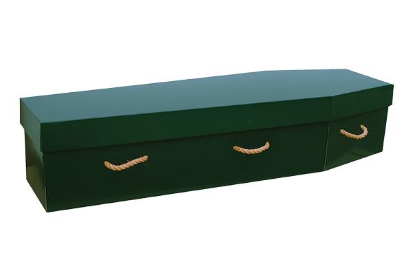 Elvedon Cardboard Coffin