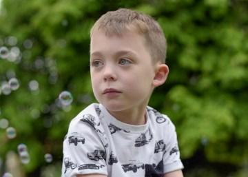 bereaved child