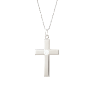 Legacy Expressions Silver cross