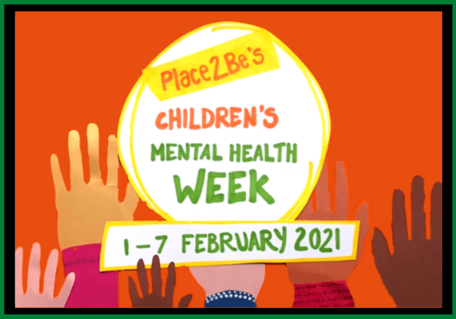 Place2Be's Children's Mental Health Week