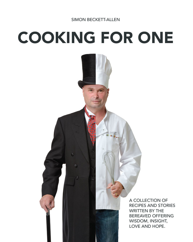 Cooking for One book