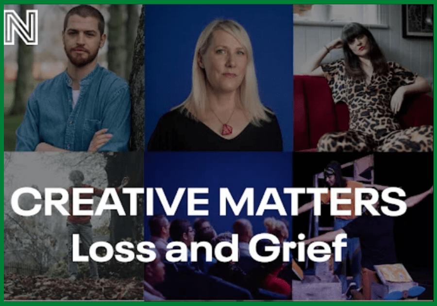 Creative Matters - Loss and Bereavement